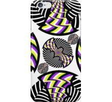 Hypno-Bat iPhone Case/Skin