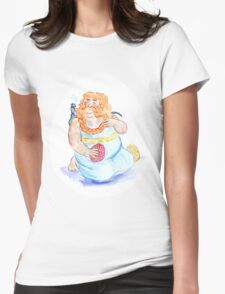 Khaleesi Bombur Womens Fitted T-Shirt