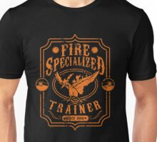 Fire Specialized Trainer Unisex T-Shirt