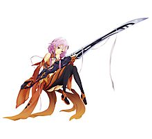 Guilty Crown Photographic Print