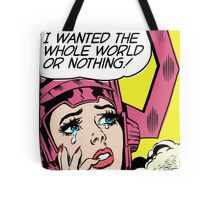 The Whole World Tote Bag