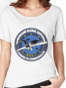 WGS-7 Program Logo Women's Relaxed Fit T-Shirt
