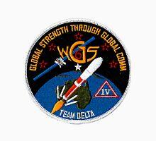 WGS-6 Launch Team Logo Unisex T-Shirt