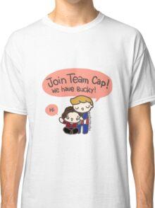 Team Metal Arm :) Classic T-Shirt
