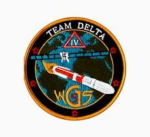 WGS-5 Launch Team Logo Unisex T-Shirt