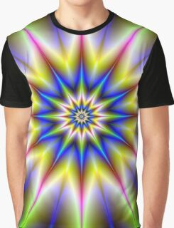 Time Star Graphic T-Shirt