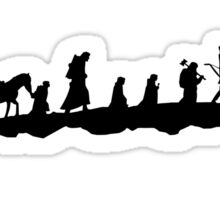 Fellowship of the Ring Sticker