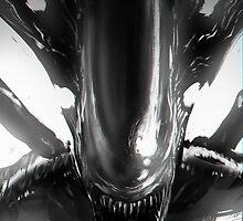 Alien by Jose Ochoa