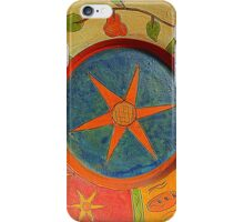 Hot Mexican Colours iPhone Case/Skin