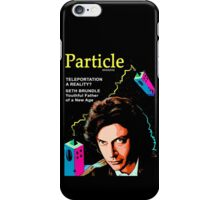 Particle Magazine iPhone Case/Skin
