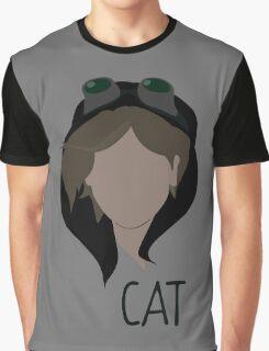 Gotham, Cat, Selena Kyle   Graphic T-Shirt