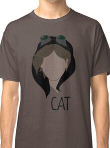 Gotham, Cat, Selena Kyle   Classic T-Shirt