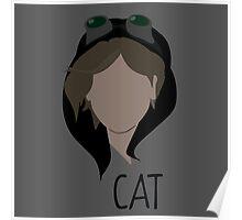 Gotham, Cat, Selena Kyle   Poster