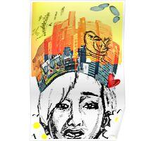 Nam Taehyun King of the City Poster