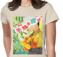 ART Womens Fitted T-Shirt