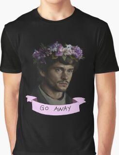 Hannibal - Go Away Graphic T-Shirt