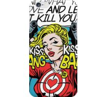 Find What You Love iPhone Case/Skin