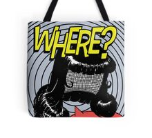 Never Last Tote Bag