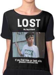 Lost Boyfriend: Jacob Sartorius  Chiffon Top