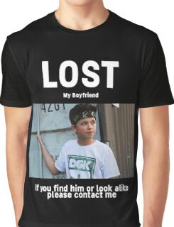 Lost Boyfriend: Jacob Sartorius  Graphic T-Shirt