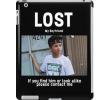 Lost Boyfriend: Jacob Sartorius  iPad Case/Skin