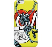 Love Breaks iPhone Case/Skin