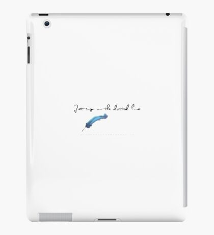 Once Upon A Time theme iPad Case/Skin