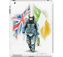 EOD Operator - Northern Ireland iPad Case/Skin