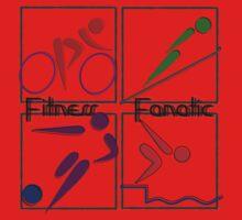 Fitness Fanatic One Piece - Long Sleeve