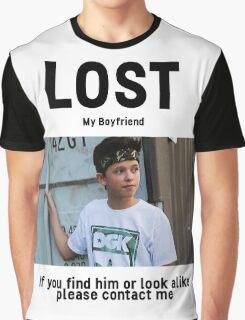 Lost Boyfriend: Jacob Sartorius (White Version) Graphic T-Shirt