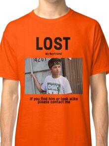 Lost Boyfriend: Jacob Sartorius (White Version) Classic T-Shirt