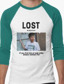 Lost Boyfriend: Jacob Sartorius (White Version) Men's Baseball ¾ T-Shirt