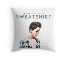 Jacob Sartorius - Sweatshirt Throw Pillow
