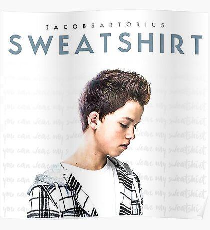Jacob Sartorius - Sweatshirt Poster