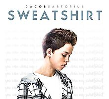 Jacob Sartorius - Sweatshirt Photographic Print
