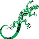 Lizard Sticker by ImageMonkey