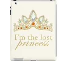 The Lost Princess iPad Case/Skin