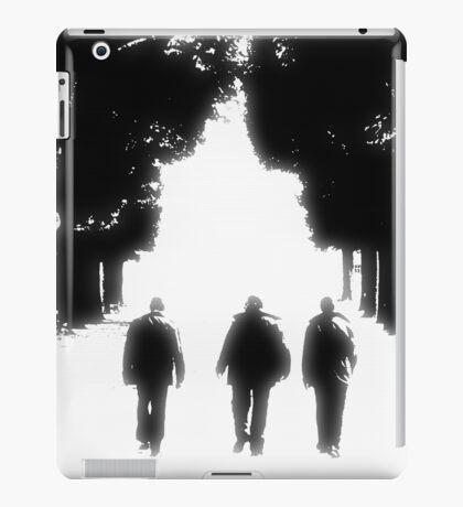 Three Is Company iPad Case/Skin
