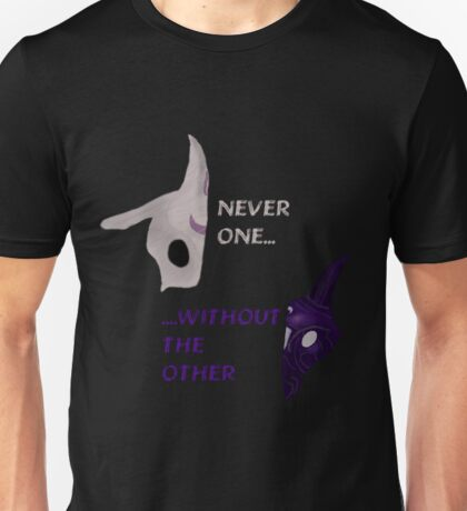 Kindred - Never one...without the other. Unisex T-Shirt