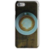 Cappuccino in a Cup iPhone Case/Skin