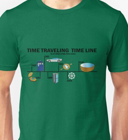 TimeLine Unisex T-Shirt