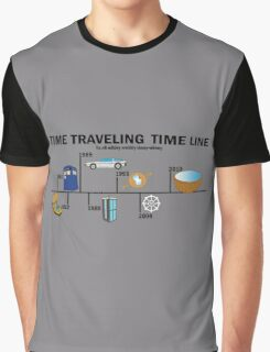 TimeLine Graphic T-Shirt