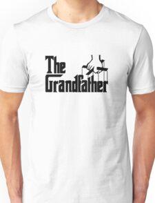 Grandfather Humour Godfather Joke Funny Comedy Unisex T-Shirt