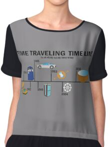 TimeLine Chiffon Top