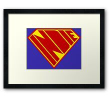 Indie Power Framed Print