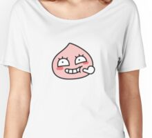 KakaoTalk Muzi and Con Character (Cutie) Women's Relaxed Fit T-Shirt