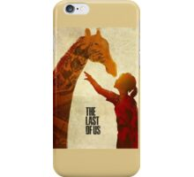THE LAST OF US  iPhone Case/Skin