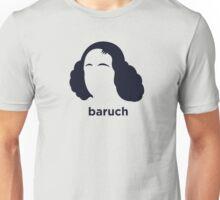 Baruch Spinoza (Hirsute History) Unisex T-Shirt