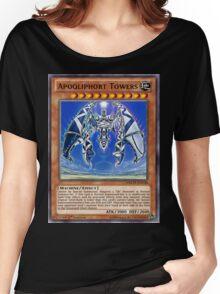 Qliphort Broken Women's Relaxed Fit T-Shirt