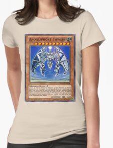 Qliphort Broken Womens Fitted T-Shirt